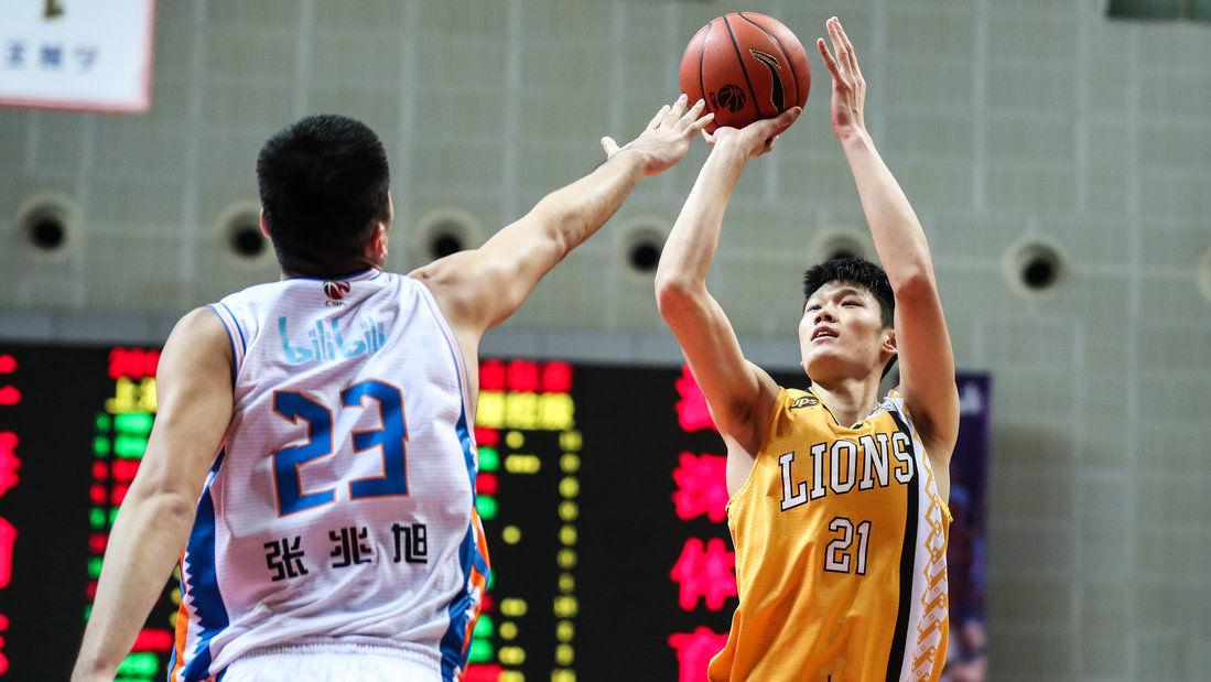 【采访】李春江:对队员的表现给予肯定 希望再接再厉_CBA全场集锦