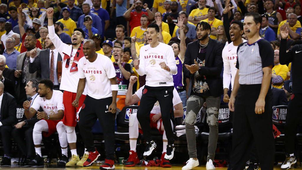 【回放】猛龙vs勇士G6第4节 恭喜猛龙成为总冠军_NBA全场回放