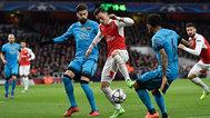 【策划】传奇在此落幕梅西终破切赫  切赫对梅西的零封记录作古_欧冠1/8决赛首回合:阿森纳0-2巴萨