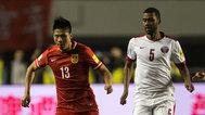 全场回放:世预赛亚洲区 中国男足vs卡塔尔 上半场