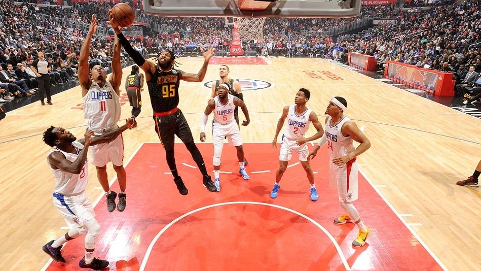 前方连线科林斯:直到末节也不敢放松 恢复健康后苦练三分_NBA全场集锦