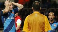 全场回放:欧冠1/8决赛次回合 摩纳哥vs阿森纳 上半场_欧冠冠军表现时刻