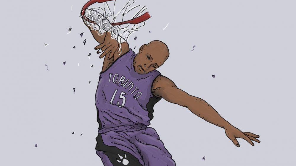 盘点NBA40岁老将扣篮 卡特妖刀绽放生涯最美光芒_全景NBA