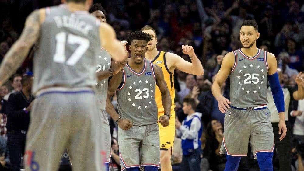 NBA球星重伤回归首球 考辛斯霸气扣篮 乔治海沃德飘逸投篮_全景NBA