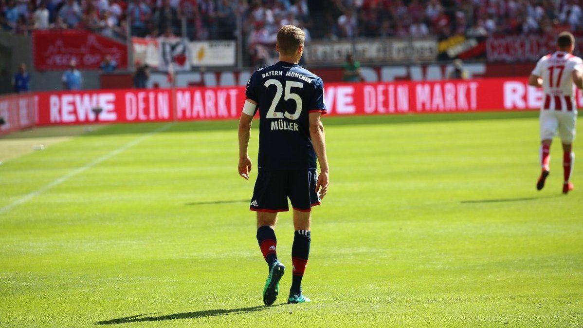 【原声】17/18德甲第33轮:科隆vs拜仁慕尼黑 下半场_德甲豪强