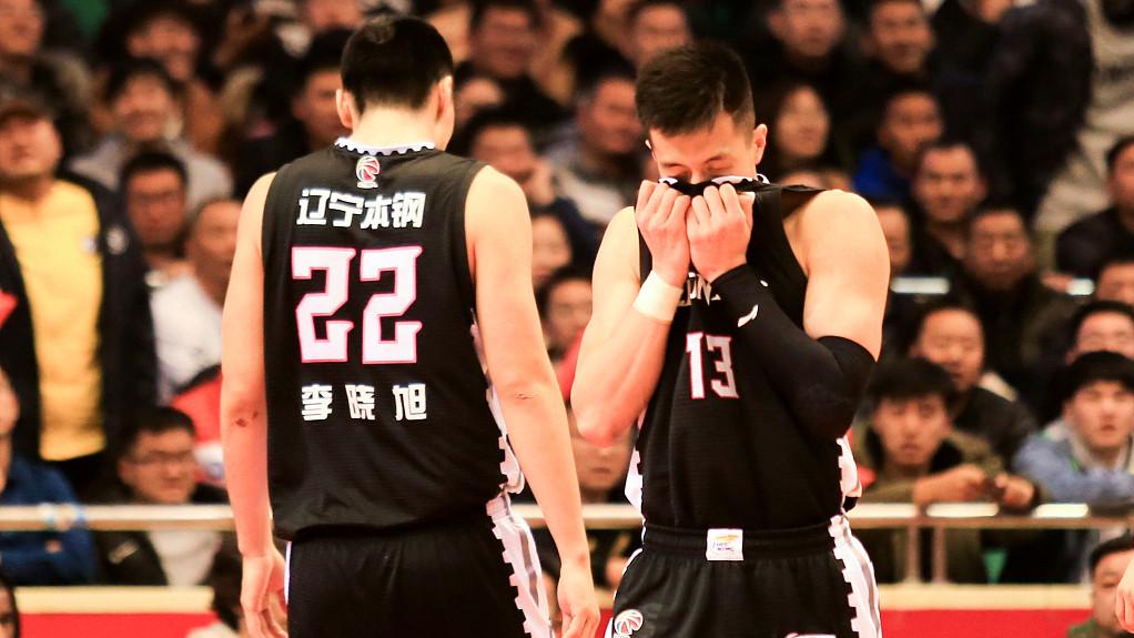 辽宁男篮主教练郭士强采访 赛前准备充分刘志轩还需修养一段时间_CBA全场集锦
