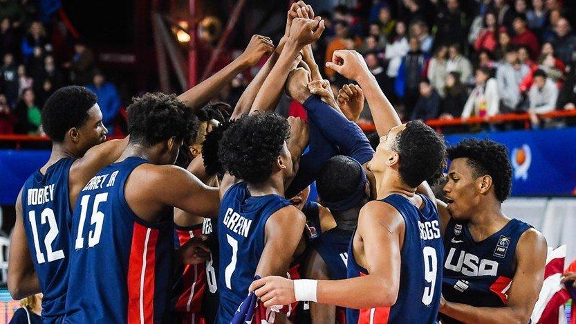【全场回放】U17男篮世界杯季军赛:波多黎各vs加拿大