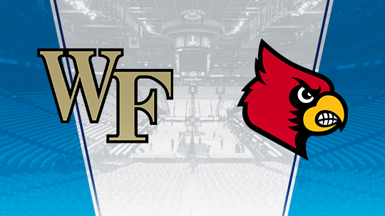 NCAA:维克森林大学vs路易斯维尔大学上半场_NCAA