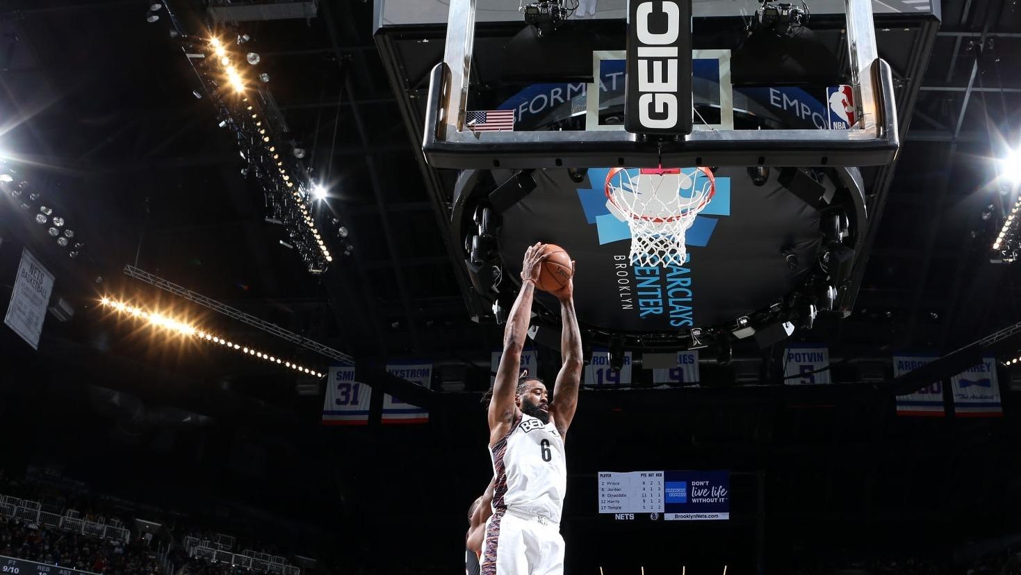 【原声回放】热火vs篮网第3节 伦纳德屡屡命中关键三分_NBA全场回放