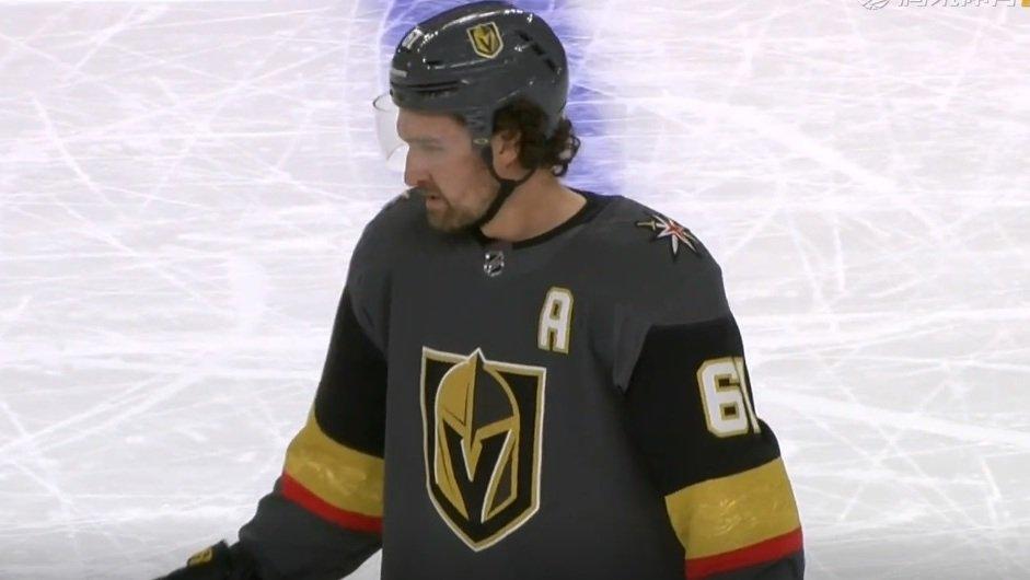 【进球】桑福德收获职业生涯第一个帽子戏法 蓝调继续扩大优势_NHL比赛集锦