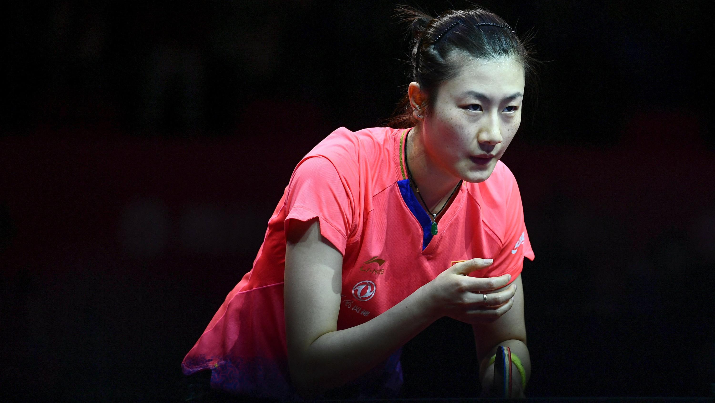 【回放】2020地表赛女单6进3:朱雨玲vs丁宁 第一局_地表最强12人