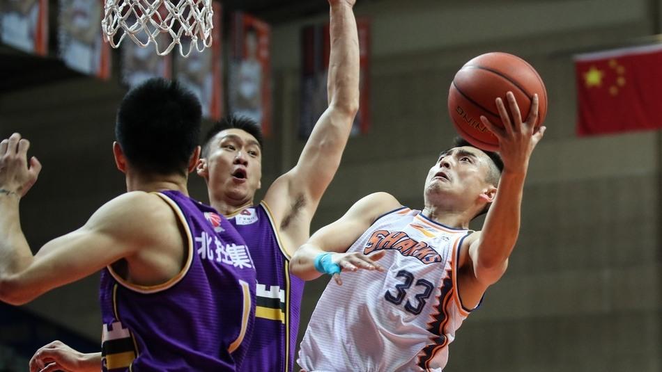 【回放】 CBA第18轮:上海vs北控第3节 孙悦疾传汤普森双臂暴扣_CBA全场回放