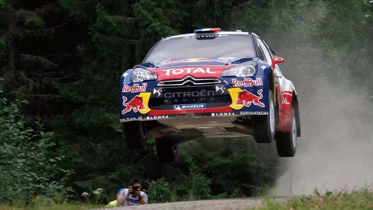 2020WRC瑞典站:埃文斯一路领先夺冠_WRC世界拉力锦标赛
