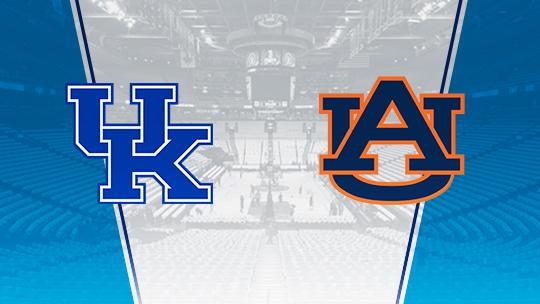 NCAA:肯塔基大学vs奥本大学上半场_NCAA