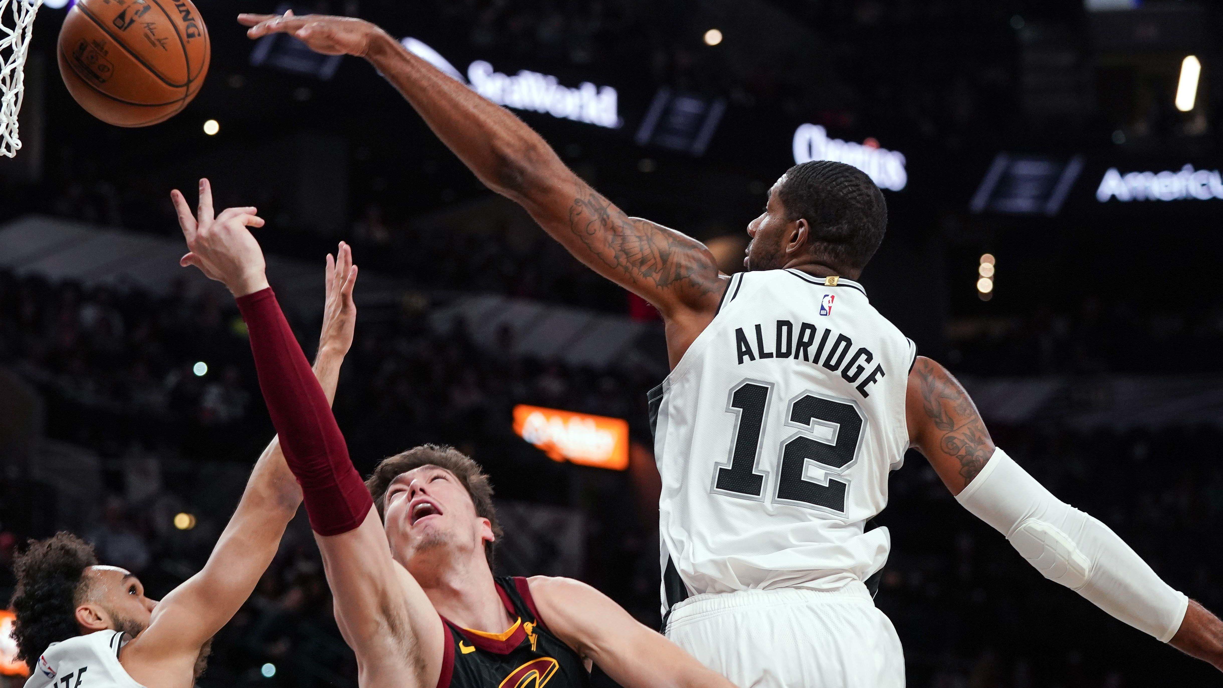 【扣篮】肉眼可见的天赋!穆雷抢断反击滑翔劈扣_NBA全场集锦