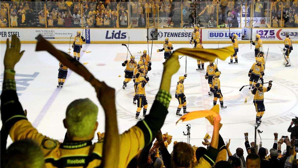 【集锦】NHL-进球大战精彩纷呈!掠夺者点球6-5险胜魔鬼队_NHL比赛集锦