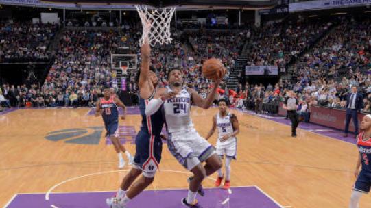 【集锦】奇才126-133国王 比尔空砍35+8福克斯31分率队取胜_NBA全场集锦