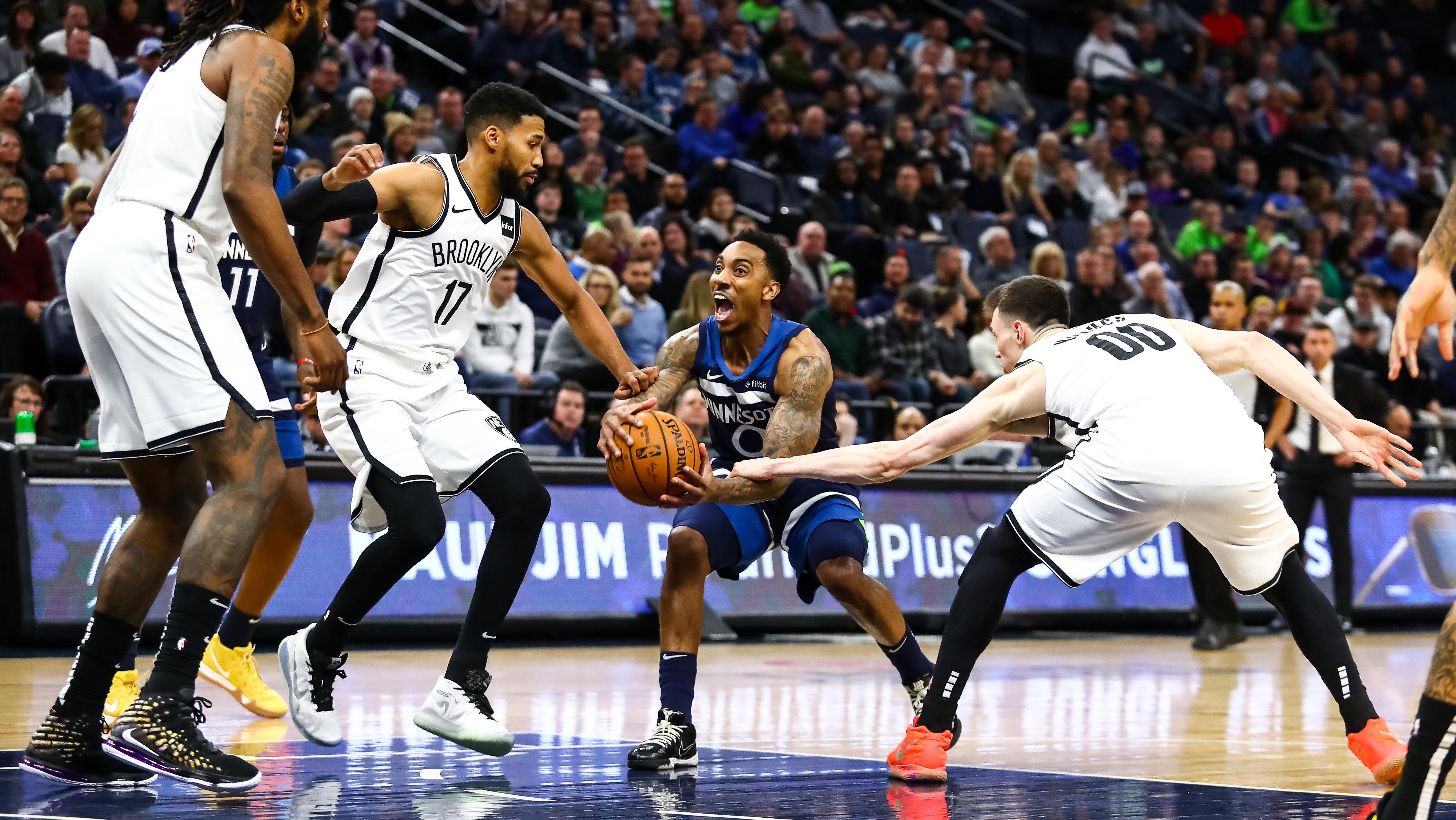 箭如流星追月 内皮尔关键三分杀死比赛_NBA全场集锦