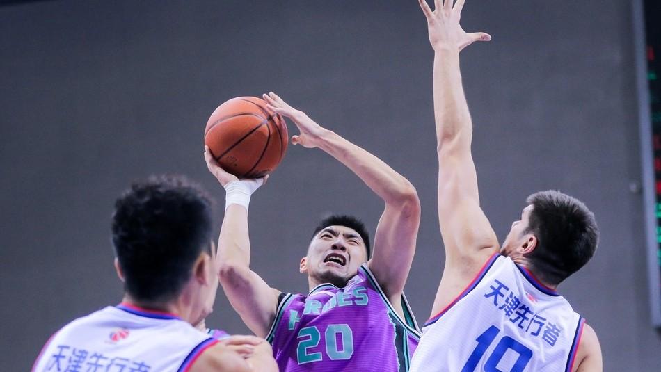 【回放】CBA第28轮:天津vs山东第2节_CBA全场回放
