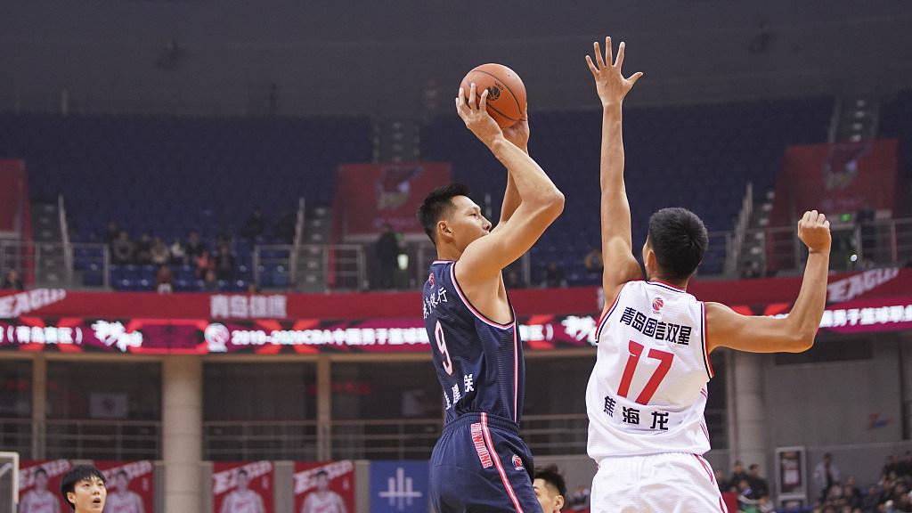 【集锦】广州115-123辽宁 芬森郭艾伦合砍60分客场击败广州_CBA最佳时刻
