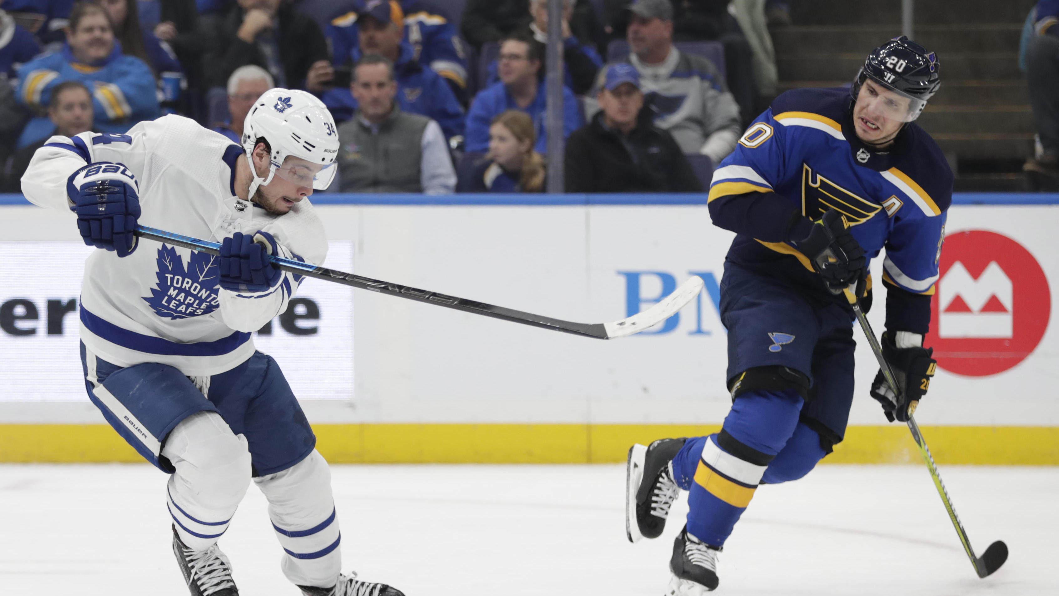 【集锦】NHL-美洲豹5-3逆转击败枫叶 普苏克上演帽子戏法_NHL全场回放