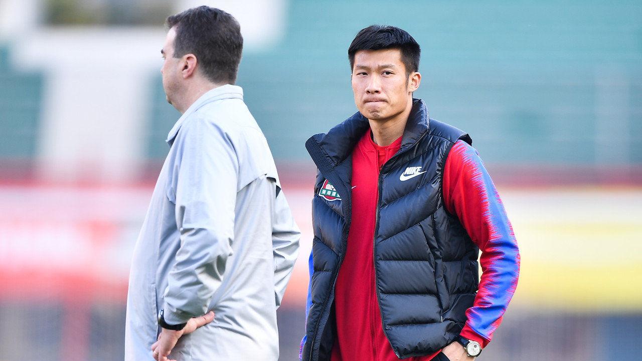 【专访】段刘愚:身体和心态上有差距 先在国内站稳脚跟再考虑留洋_全景中国足球