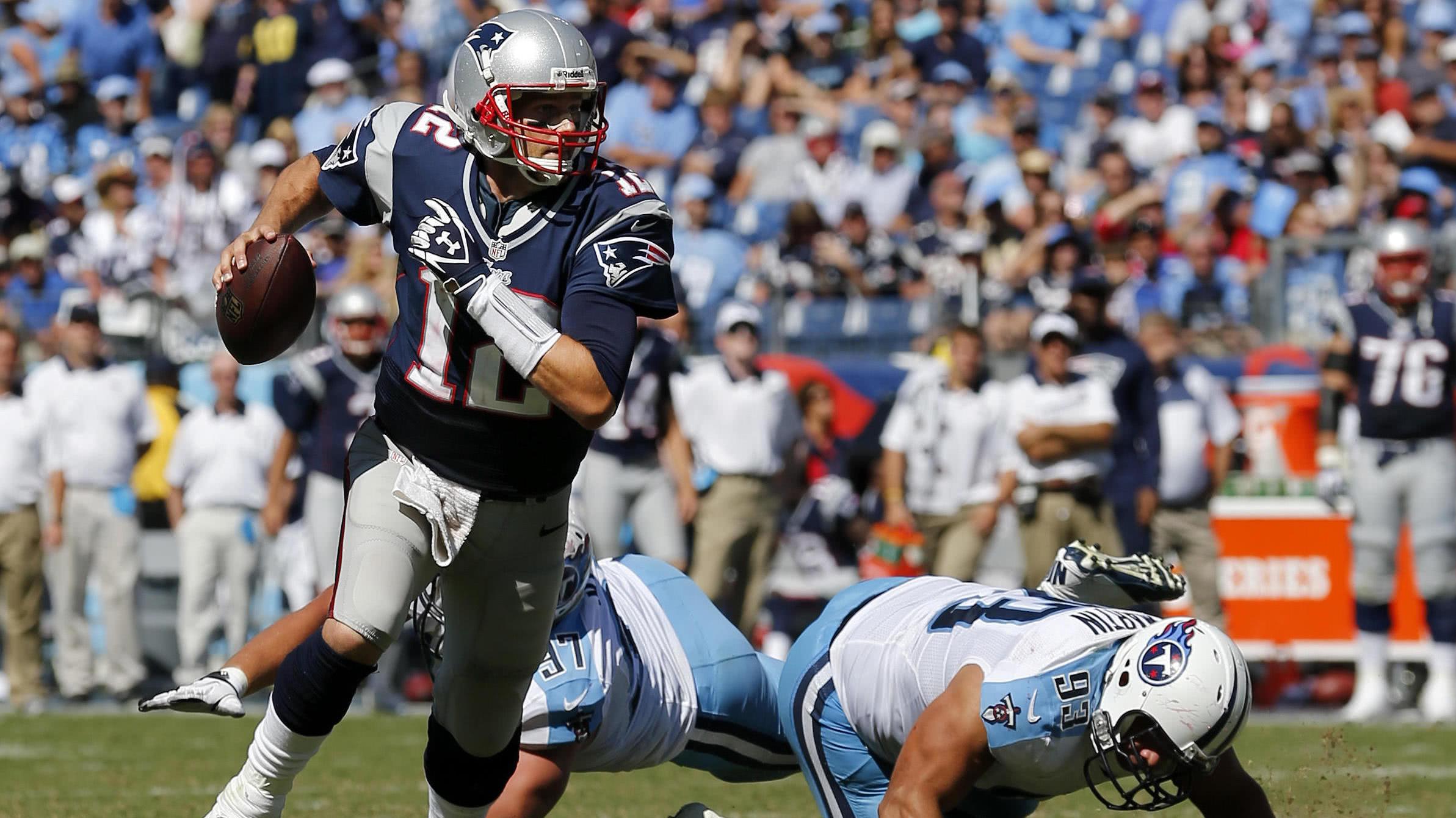 """汤姆-布雷迪谈到输掉外卡赛:""""无法完成任务""""_NFL"""