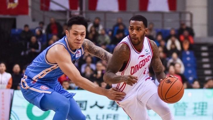 【回放】青岛vs北京第3节 亚当斯延续火力连续飙分_CBA全场回放