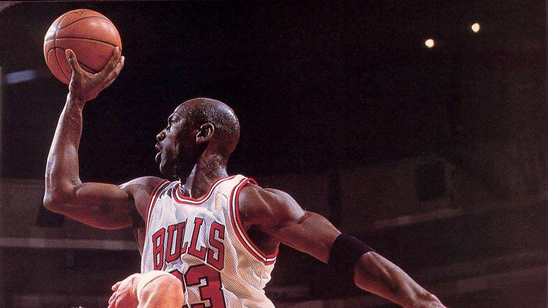 NBA编年史之1995-96:公牛疯狂72胜 乔丹率领新铁三角无敌_乔丹最后之舞