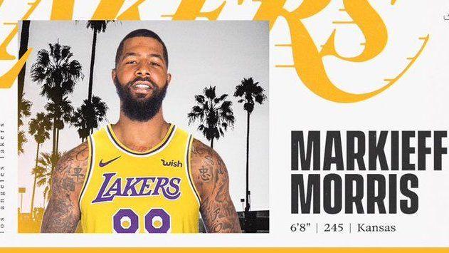 NBA放大镜:湖人拿下全能神锋,盘点大莫里斯高光时刻_NBA每日重磅