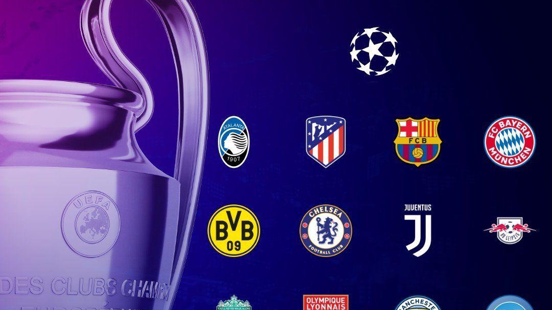 五大联赛全员晋级!带你回顾欧冠小组赛16强诞生历程_全景欧冠