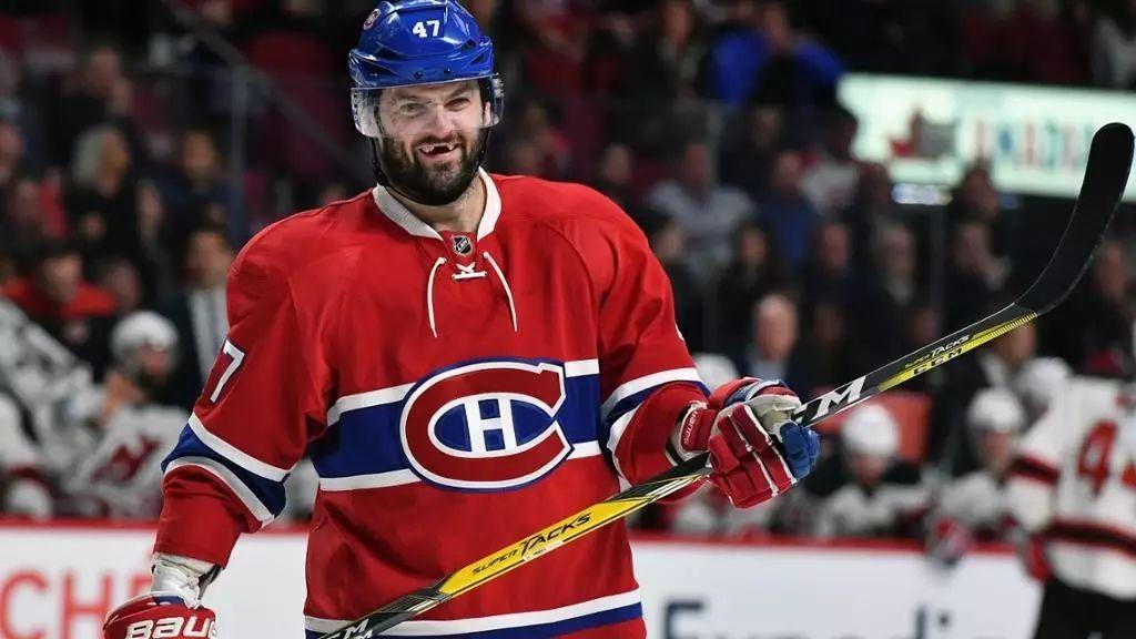【进球】加拿大人快速反击 带刀后卫佩特里门前精巧射门先拔头筹_NHL比赛集锦