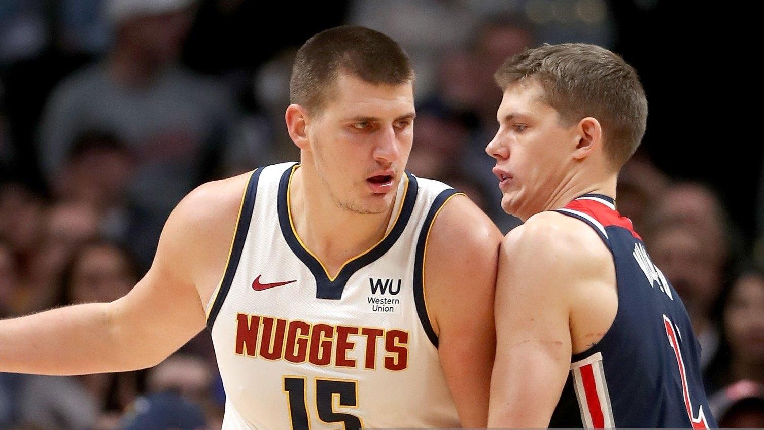 【扣篮】穆雷一把断走托马斯的球 无情反击暴扣教做人_NBA全场集锦