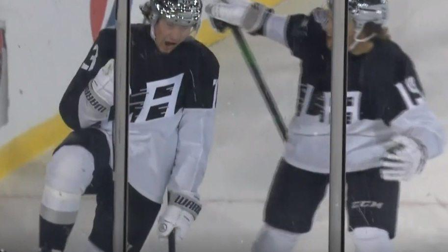 【集锦】国王3-1雪崩 托费里梅开二度助国王拿到两连胜_NHL比赛集锦