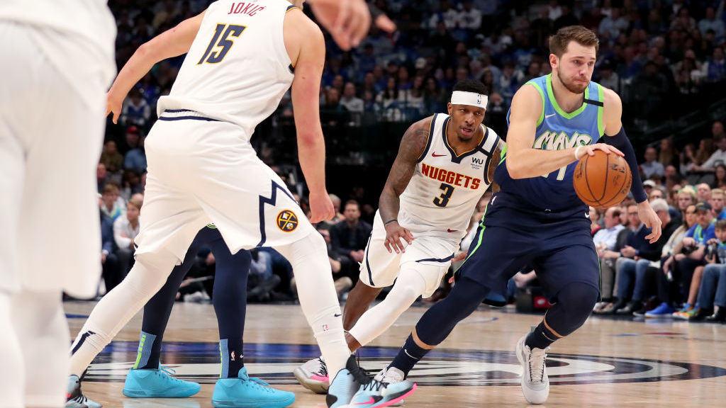 【回放】掘金vs独行侠第3节 约基奇单节21分创生涯新高_NBA全场回放
