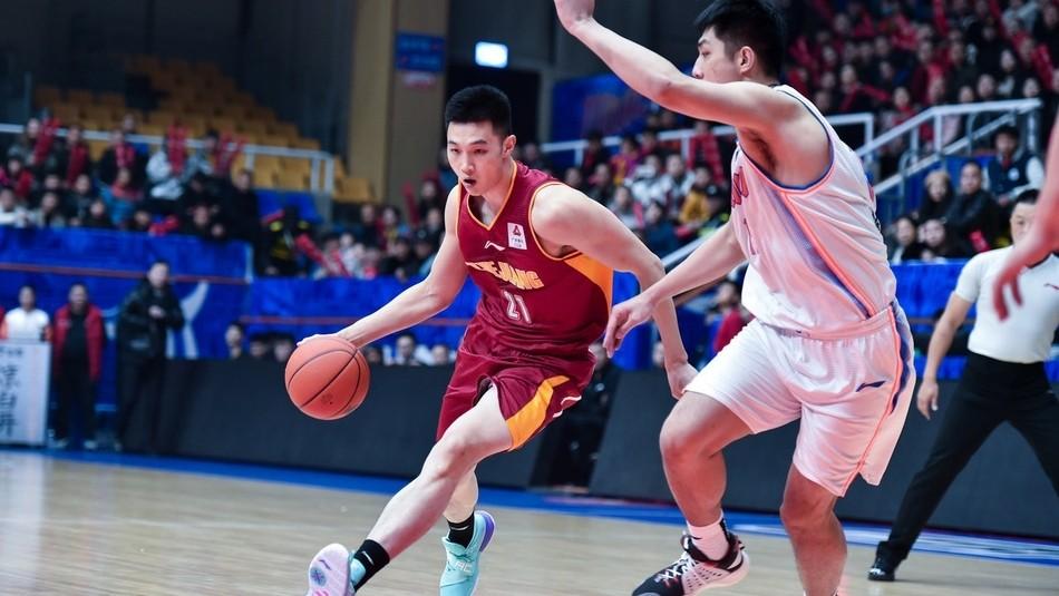 CBA第20轮:四川vs浙江第2节_CBA全场回放