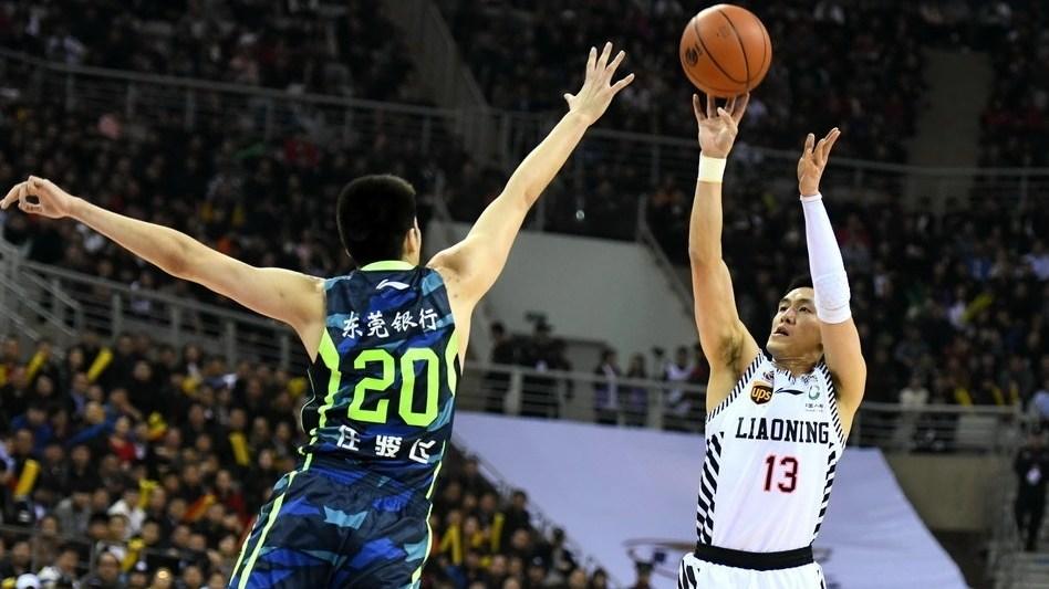 郭士强采访:比赛很艰苦过程很激烈 回到沈阳对球队来说很好