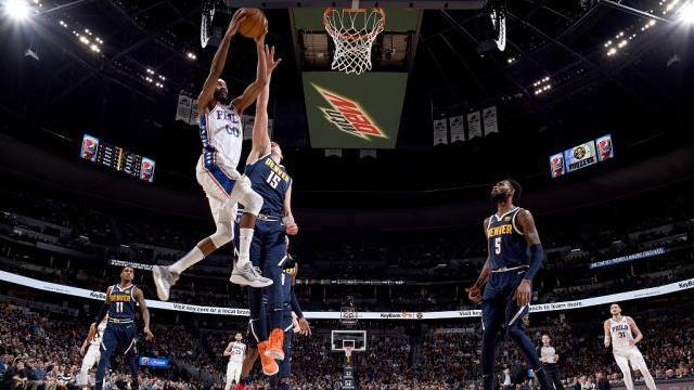 【得分】克雷格抢断反击一条龙 大跨欧洲步打板弹进打停76人_NBA全场集锦