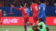 全场回放:世预赛亚洲区 中国男足vs马尔代夫 下半场