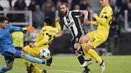 全场回放:欧冠小组赛 尤文vs萨格勒布迪纳摩 下半场_尤文图斯