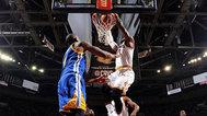 【回放】勇士vs骑士全场纯享版 詹姆斯两破纪录库里六犯毕业_NBA全场回放