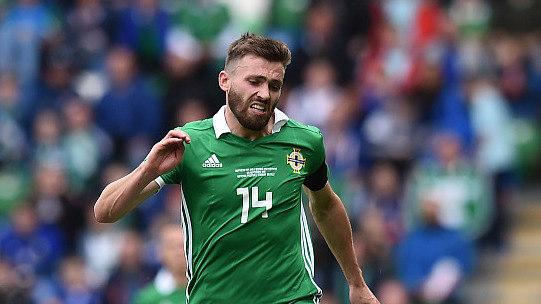 【原声】欧国联B3组第6轮:北爱尔兰vs奥地利 上半场_欧洲国家联赛