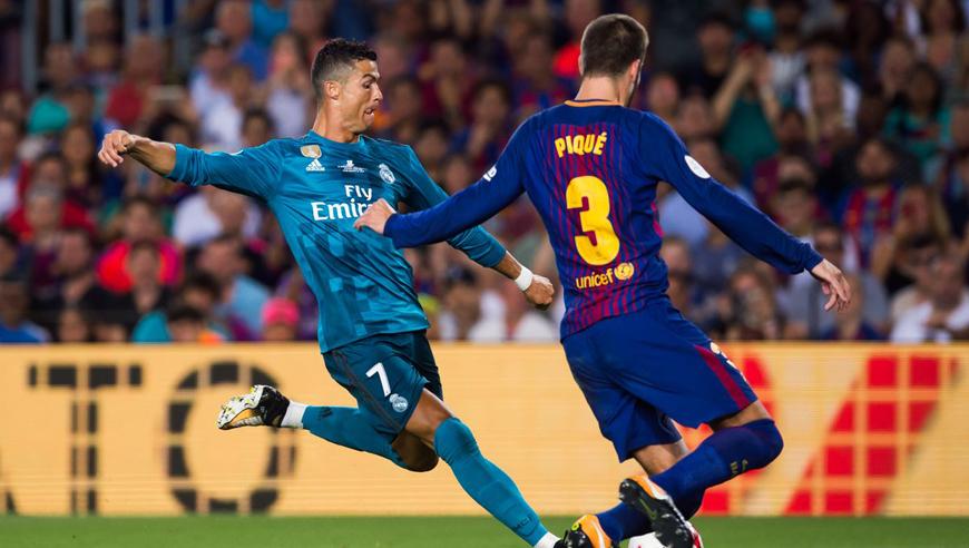 每一个都是艺术品!西班牙国家德比十大精彩进球