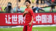 中国杯季军赛:中国vs克罗地亚 下半场