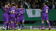 全场回放:欧冠F组第5轮 里斯本竞技vs皇家马德里 上半场_皇家马德里