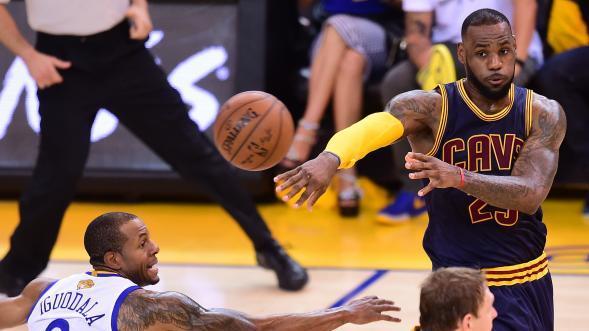 《NBA马后炮》第五期:克利夫兰骑士队 詹皇出走谁会是下一个救世主