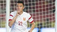 全场回放:国足热身赛 中国VS突尼斯 下半场
