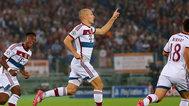 全场回放:欧冠E组第三轮 罗马vs拜仁慕尼黑上半场_欧冠