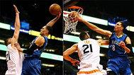 NBA11月十大超远三分 哈登利拉德比拼大心脏