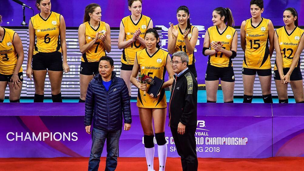 【颁奖】铜牌弥足珍贵!伊萨奇巴希收获世俱杯季军_综合赛事